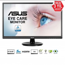 23.8 ASUS VA249HE 5MS Eye Care FULL HD HDMI/DSUB